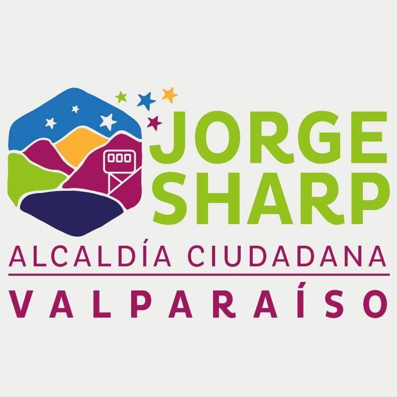 Jorge Sharp, Alcalde Ciudadano